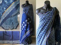 Lovely Chanderi Silk saree