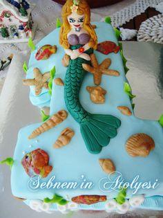 Minik Deniz'in 1 Yaş Pastası :)