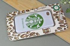 Starbucks Protective Back Case for iPhone4 4s