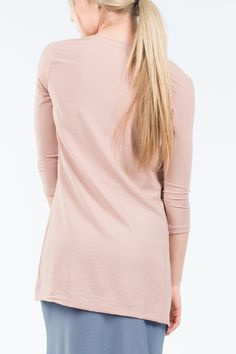 Upscale your looks with the help of this Lapel Sleeve jacket The jacket is cut to a slouchy fit that gives it a more relaxed feeling, Pair yours with. Tunic Tops, Sleeves, Jackets, Women, Fashion, Down Jackets, Moda, Women's, Fashion Styles