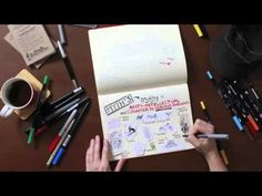 Exclusive video of Sunni Brown doodling her creative process - YouTube