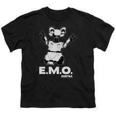 EUREKA EMO Youth Short Sleeve T-Shirt