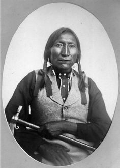 Lone Wolf- Kiowa chief