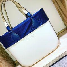14 отметок «Нравится», 1 комментариев — Obag Store Terni (@obag_store_terni) в Instagram: «O bag avorio con bordo in seta blu #bag #borsa #obagterni #obagmania #treccia #obagstore #seta #blu…»