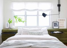 The EHD-Inspired Rooms We Couldn't Wait to Share... Seriously They Are SO GOOD - Emily Henderson Home Decor Styles, Cheap Home Decor, Home Decor Accessories, Interior House Colors, Home Interior, Interior Plants, Make Your Bed, How To Make Bed, Do It Yourself Decoration