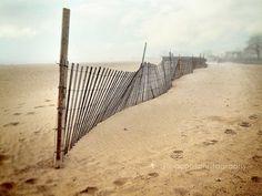#beach #ocean home decor The fog fine art photograph by VintageChicImages, $15.00