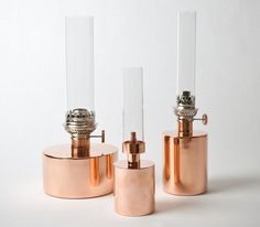 Patina Oil Lamp, $160, Mjölk  Read more at http://www.birdiehix.com/#!inspiration/cour and on Twitter @BirdieHix