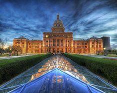The Capital of Texas, Austin.