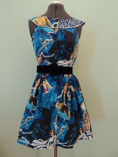 star wars dress!!!!!
