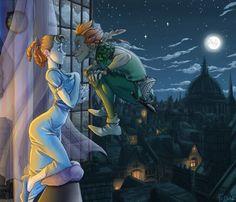 50 Best Peter Wendy Images Illustrations Drawings Disney Drawings