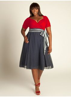 Stay lovely and festive in this perfect summer dress from IGIGI by Yuliya Raquel. www.igigi.com