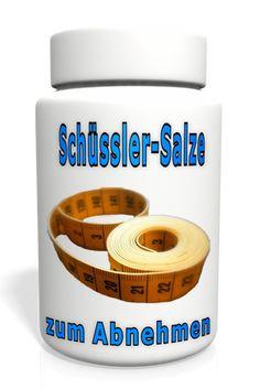 Abnehmen mit Schüssler-Salzen