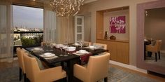 Gloucester Road Apartment - contemporary - dining room - london - David Churchill - Architectural Photographer