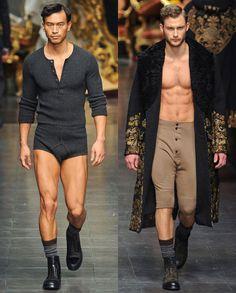 Modern Victorian Men's Underwear