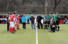 Herren A : Post SV - TUS Obermenzing (PSV Hockeypark; 07.04.2013)
