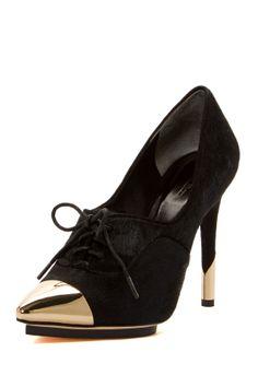 ad0fbf83957 Bette Oxford Heel - Rachel Roy Shoe Story
