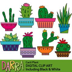 Cactus Painting, Cactus Art, Cactus Plants, Cactus Clipart, Cactus Vector, Classroom Projects, Clip Art, Mermaid Blanket, Easter Crafts For Kids