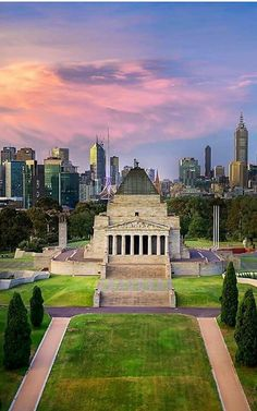 Melbourne's Shrine of Remembrance  Want to see the world and know someone looking to make a hire? Contact me, carlos@recruitingforgood.com