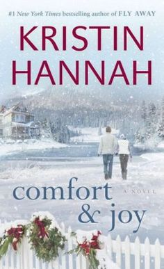Yeah.  Thought I hadn't read this one.  I've read it.  Twice.  Great ghost story.  Joy is in a terrible plane crash after learning of a terrible betrayal.  She walks away from the crash and her life and finds 8 year old Bobby and his father, Daniel, renovating a run down lodge and needing some Christmas spirit.