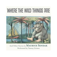 "'Where the Wild Things Are' Audiobook (Retail Price $15.00) ""Our Price $6.00"" only at nomorerack.com"