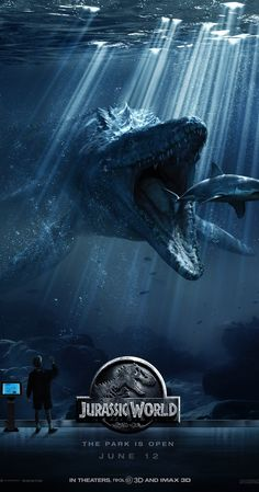 Jurassic World   I felt this lived up to expectation. I expected a new generation and reinvented storyline with the same excitement from the first generation and that's what we got here: All the cheesy one liners and thin, obvious plot points mixed with intense graphics and sound effects that make exciting adventure movies worth the sit. The racist thing is obviously a non-issue.