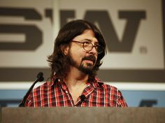 Dave Grohl's SXSW 2013 Keynote