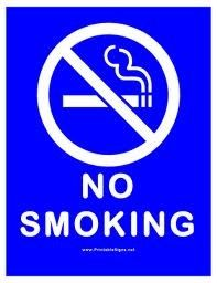 National No Smoking Day Weds 13th March `Come on give it up`