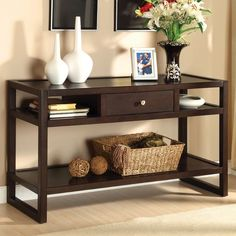 Ambrose Console Table for my entrance!
