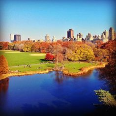 The great lawn. #NYC Belvedere Castle