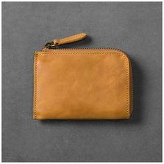 f9644a54e Leather Saddle Coin Purse - Cognac - Hearth   Hand with Magnolia