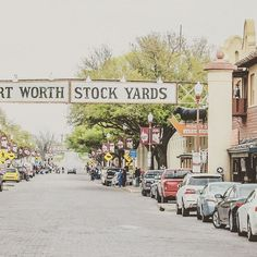 My Fort Worth Stock