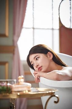 Photo album containing 5 pictures of Suzy Cute Selfie Ideas, Swimming Sport, Big Bang Top, Gu Family Books, Bae Suzy, Blackpink Fashion, Cosmic Girls, Korean Actresses, Girl Day