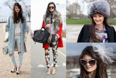 WHO: Peony Lim WHY WE LOVE HER: For committing to highly stylized looks.  Super Cute.. not for everyone!