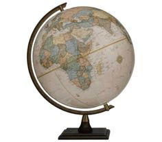 The Venice Globe - Maps, Travel Books, Guides and Travel Information - Stanfords - Stanfords Website Desk Globe, Map Globe, Loft Playroom, World Globes, Grain Of Sand, Earth From Space, Red Accents, Dark Wood, Teacher Gifts