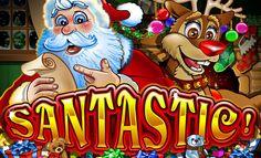 Renkli ve neşeli oyunu oynayın! Santastic, RTG firmasından gelen Noel temalı slot oyunudur. Oyun, 3 çark ve 5 ödeme çizgisi içeriyor. Oyundaki semboller, geyik, Noel Baba, yılbaşı hediyeleri, kardan adam gibi resimlerden oluşuyor. Oyunu bedava oynayarak keyifli zaman geçirebilirsiniz!