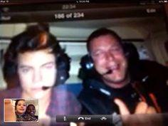 Twitter / 1DUpdatesOnline: Harry and Preston recently ...