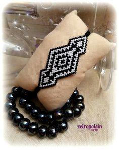 Βραχιόλι με γνήσιες χάντρες miyuki  miyuki bracelet Beaded Bracelets, Summer, Jewelry, Summer Time, Jewlery, Bijoux, Pearl Bracelets, Schmuck, Jewerly