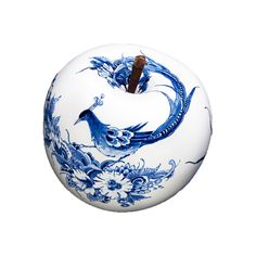 Royal Delft Hand-painted Ceramic Apple - ø 47 cm