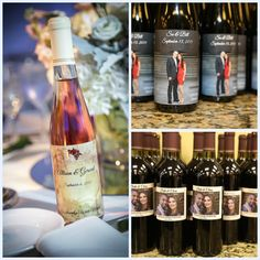 Did you get engaged over the holidays? Your Own Winery is your destination for the ultimate Wine Bottle Wedding Favors.  Click here and save 10%!