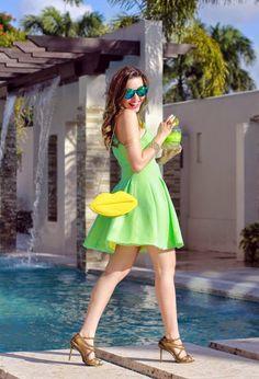 Fenomenales vestidos casuales para el día a día | Vestidos de moda 2015