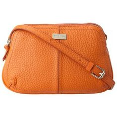 Cheap Cole Haan - Village Double Zip Crossbody (Ch Orange) - Bags and Luggage new - Zappos is proud to offer the Cole Haan - Village Double Zip Crossbody (Ch Orange) - Bags and Luggage: Make sure chic plays a major role in your everyday wardrobe by accessorizing with a stylish Cole Haan handbag.
