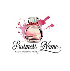 Your place to buy and sell all things handmade Perfume Names, Perfume Logo, Perfume Bottles, Boutique Logo, Kids Boutique, Beauty Logo, Beauty Art, Eyelash Logo, Lashes Logo