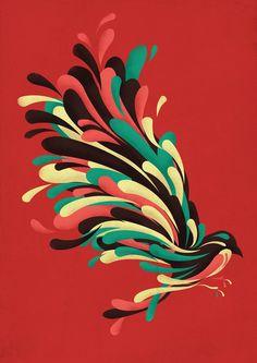 Poster | AVIAN von Jay Fleck