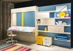 Praktische Möbel für das Kinderzimmer - Ein Schreibtisch kommt zum Vorschein