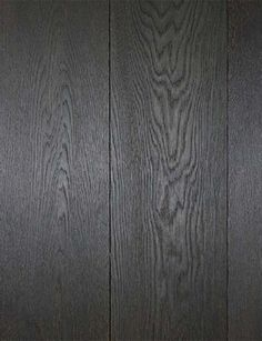 Montaigne Collection Charleroi Wood Floor. The way this oak takes the dark stain really makes a statement. Using dark wood floors in a home really grounds the rest of your design choices.