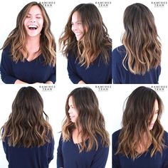 H A P P Y LIVED IN HAIR™ LIVED IN COLOR™ Cut | Style by @anhcotran Color by @johnnyramirez1 #ramireztransalon #livedincolor #livedinhair
