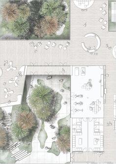 Copenhagen's New Diabetes Center- Denmark- COWI A-S, Vilhelm Lauritzen Architects, Mikkelsen Architects & STED Landscape