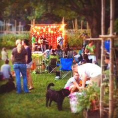 Sam Souci Community Garden  Greenville, South Carolina