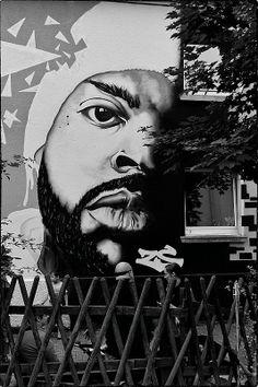 Street Art - Jay Dilla