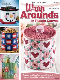 Free Plastic Canvas Patterns at www.allcrafts